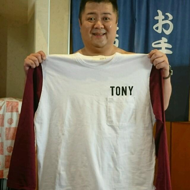 ブラックマヨネーズ小杉さん私物 ロンT メンズのトップス(Tシャツ/カットソー(七分/長袖))の商品写真
