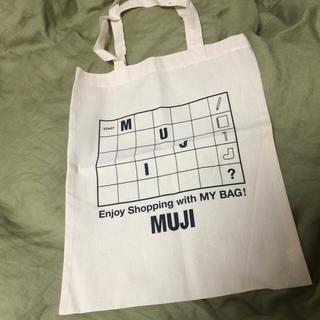 ムジルシリョウヒン(MUJI (無印良品))の無印良品 エコバック(トートバッグ)