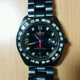アライブアスレティックス(Alive Athletics)の腕時計クォーツ(腕時計(アナログ))