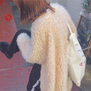 レトロガール(RETRO GIRL)の♡ドフラミンゴ コート♡(毛皮/ファーコート)