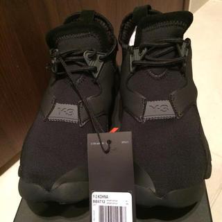 ワイスリー(Y-3)の新品 Sサイズ 海外限定 Y-3 KOHNA ワイスリー コーナ adidas(スニーカー)
