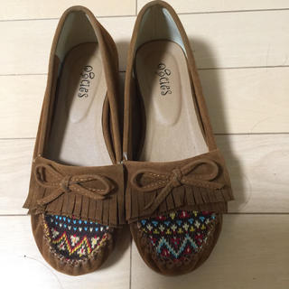 激安の茶色靴(ハイヒール/パンプス)