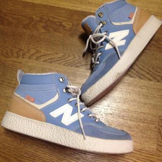ニューバランス(New Balance)のNB♡ハイカットスニーカー(スニーカー)