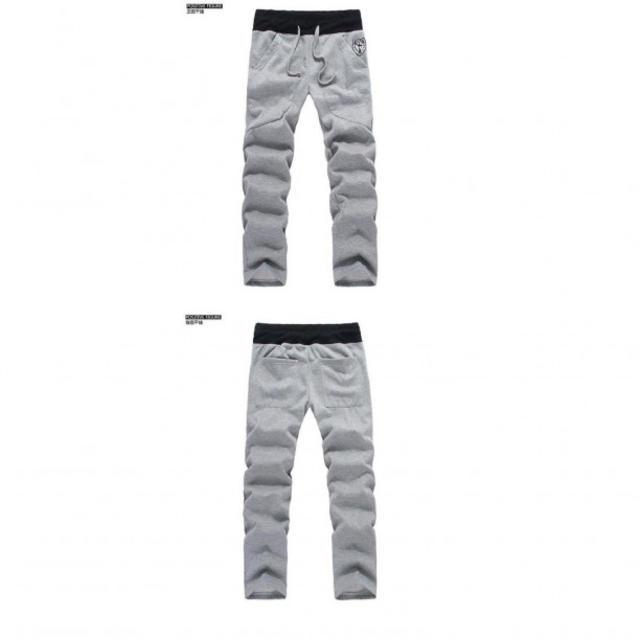 おしゃれ セットアップ☆スウェット パンツ パーカー ジャージ  グレー メンズのトップス(スウェット)の商品写真