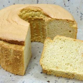 米粉シフォンケーキ 自家栽培の無農薬米粉使用(菓子/デザート)