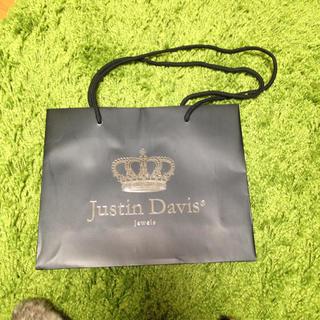 ジャスティンデイビス(Justin Davis)のジャスティンディビス ショッパー(ショップ袋)