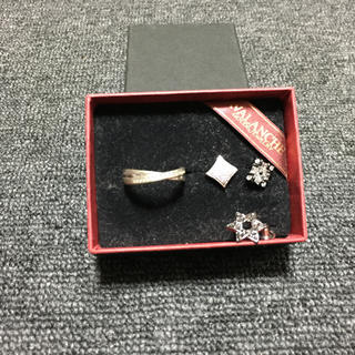 avalanche gold&jewelry アヴァランチ、指輪、ピアス(リング(指輪))