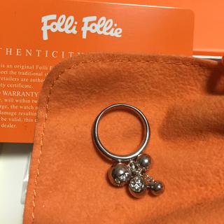 フォリフォリ(Folli Follie)の未使用品フォリフォリリング(リング(指輪))