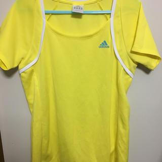 アディダス(adidas)のadidas スポーツTシャツ(ウェア)
