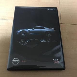 ニッサン(日産)のGT-R 非売品DVD(カタログ/マニュアル)