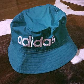 アディダス(adidas)の玄武様ご専用 adidas 帽子☆ハット 57.5cm(ハット)