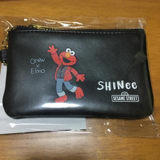 シャイニー(SHINee)のSHINee  カードサイズポーチ(アイドルグッズ)