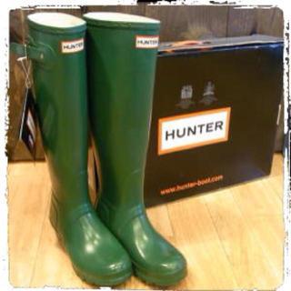 HUNTER(レインブーツ/長靴)