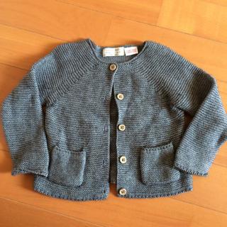 8ee0c70032d7da ザラ カーディガン ニット/セーター(ベビー服)の通販 3点 | ZARAのキッズ ...