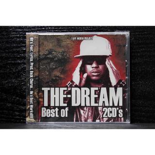 The-Dream 豪華2枚組46曲 最強 Best MixCD(R&B/ソウル)