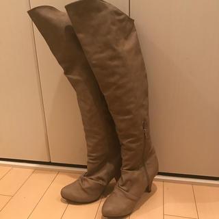 ニーハイ ブーツ(ブーツ)