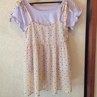 クリスプ(Crisp)のTシャツ+ブラウス(Tシャツ(半袖/袖なし))