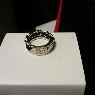 ディーゼル(DIESEL)のディーゼルレザーリング(リング(指輪))