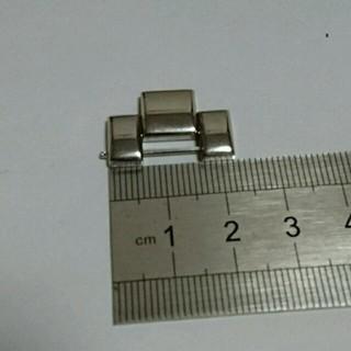 エンポリオアルマーニ(Emporio Armani)のエンポリオアルマーニ 腕時計コマ ピン付き(金属ベルト)