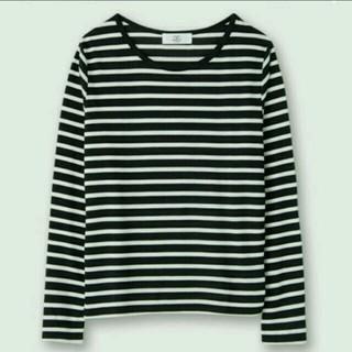 メゾンドリーファー(Maison de Reefur)のreefur★ボーダーt(Tシャツ(長袖/七分))