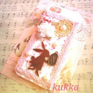 アリスの時計ウサギiPhone5カバー(モバイルケース/カバー)