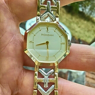 サンローラン(Saint Laurent)のイヴサンローラン腕時計(腕時計(アナログ))