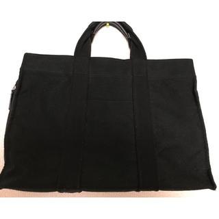 ムジルシリョウヒン(MUJI (無印良品))の無印良品のビジネスバッグ ブラック(ビジネスバッグ)