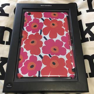 マリメッコ(marimekko)の新品未使用マリメッコ正規品 iPad miniカバー(iPadケース)