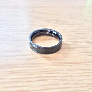 【 komi様専用 】  シンプルデザインシャインスティールリング(リング(指輪))