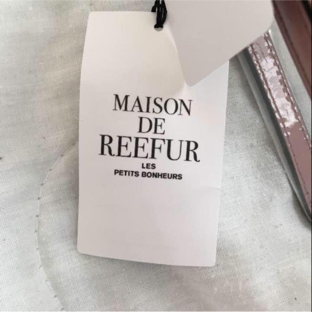 Maison de Reefur(メゾンドリーファー)の新品!メゾンドリファー ポーチ レディースのファッション小物(ポーチ)の商品写真