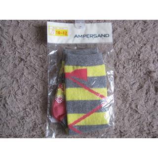 アンパサンド(ampersand)のアンパサンド 10~12cm 靴下 女の子(靴下/タイツ)