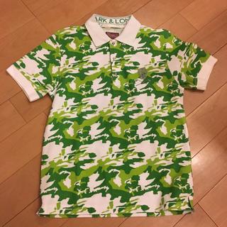 マークアンドロナ(MARK&LONA)のMARK&LONAメンズポロシャツ(ウエア)