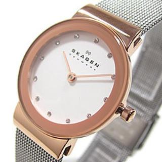 スカーゲン(SKAGEN)のスカーゲン SKAGEN レディース 腕時計(腕時計)