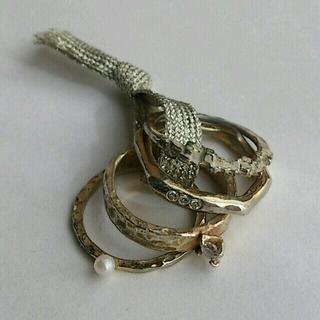 セットリングC(4本)(リング(指輪))