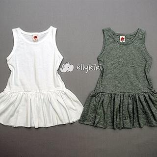 ノースリー☆ワンピ☆インナー☆スカート☆子供服(ワンピース)