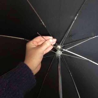 ベイビーザスターズシャインブライト(BABY,THE STARS SHINE BRIGHT)の《SALE》♡BABY♡フリル折りたたみアンブレラ♡(傘)