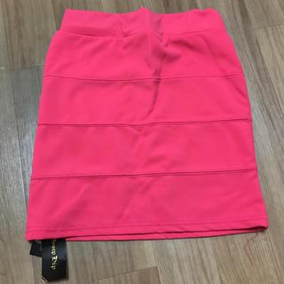 スニープディップ(Sneep Dip)の新品タグ付き☆Sneep Dipミニスカート(ミニスカート)