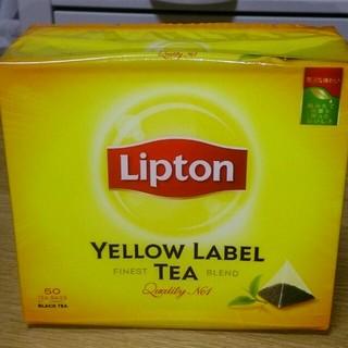 リプトン イエローラベルティーバッグ(茶)