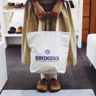 ビルケンシュトック(BIRKENSTOCK)のビルケン ノベルティトート(トートバッグ)
