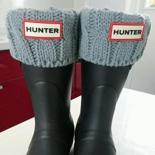 ハンター(HUNTER)の新品ハンターショートソックス(レインブーツ/長靴)