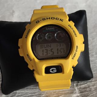ジーショック(G-SHOCK)のG-shock イエロー タフソーラー 腕時計 ユニセックス(腕時計(デジタル))