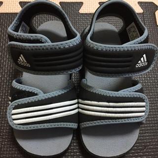 アディダス(adidas)のadidas キッズサンダル 15.0cm(サンダル)