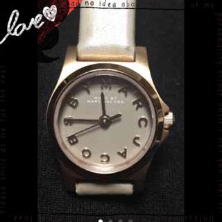 マークバイマークジェイコブス(MARC BY MARC JACOBS)のマークバイマークジェイコブス 腕時計(腕時計)