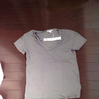 ジェームスパース(JAMES PERSE)の新品タグ付き ジェームスパース Tシャツ(Tシャツ(半袖/袖なし))