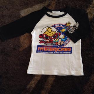 ヒステリックミニ(HYSTERIC MINI)のヒスミニ Tシャツ100(その他)