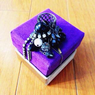 ルシェルブルー(LE CIEL BLEU)のオシャレ♡リング(リング(指輪))