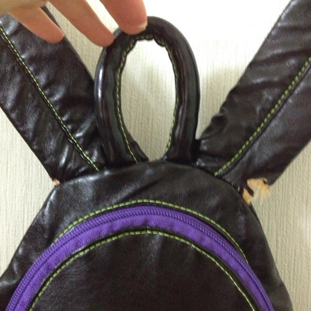 SHIN&COMPANY(シンアンドカンパニー)のシンカン*おもちゃリュック レディースのバッグ(リュック/バックパック)の商品写真