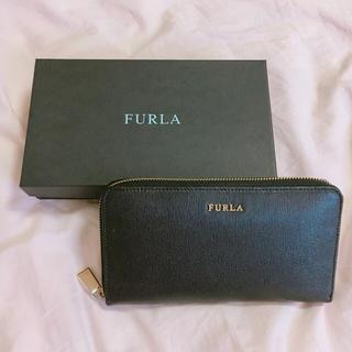 フルラ(Furla)のFURLA ラウンドファスナー長財布(長財布)