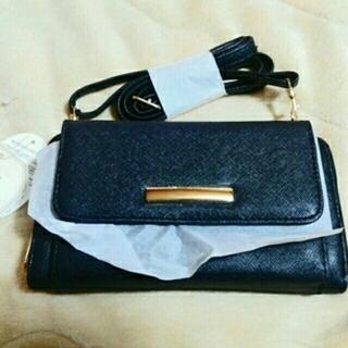 シマムラ(しまむら)の新品☆OLIVE des OLIVE×しまむら ショルダー形長財布 (財布)