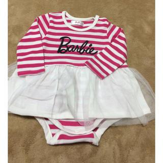 バービー(Barbie)のロンパース ワンピース(ロンパース)